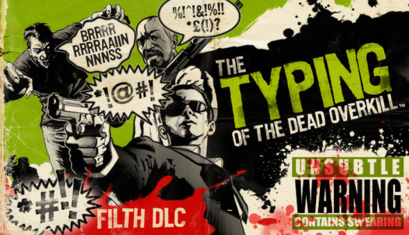 скриншот The Typing of the Dead: Overkill - Filth DLC 0