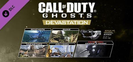 Steam 上的call Of Duty Ghosts Devastation