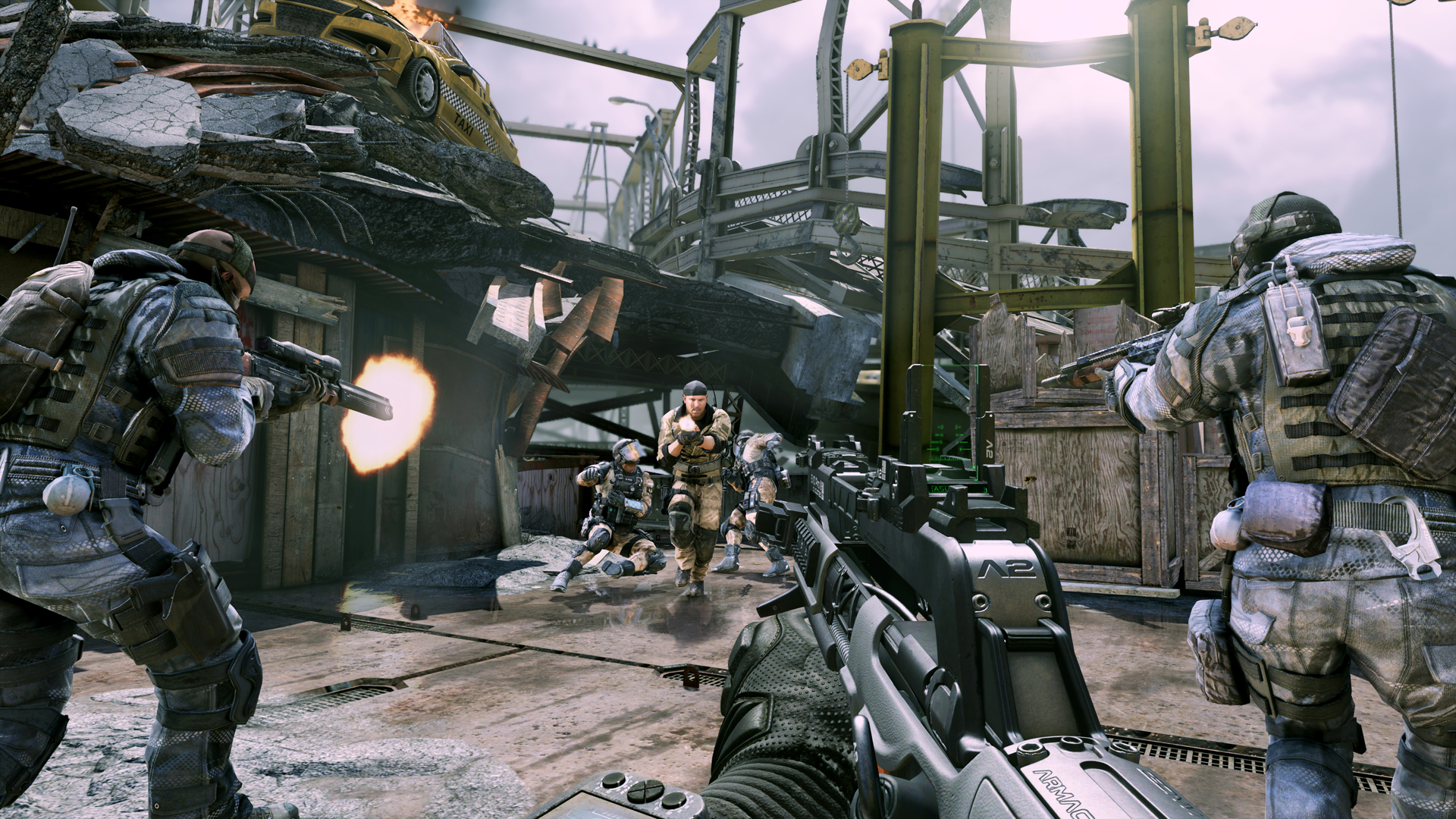 Call Of Duty Ghosts Devastation On Steam