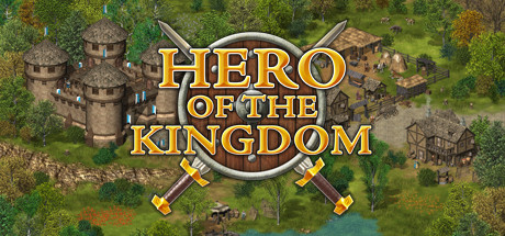 Hero of the Kingdom Cover Image