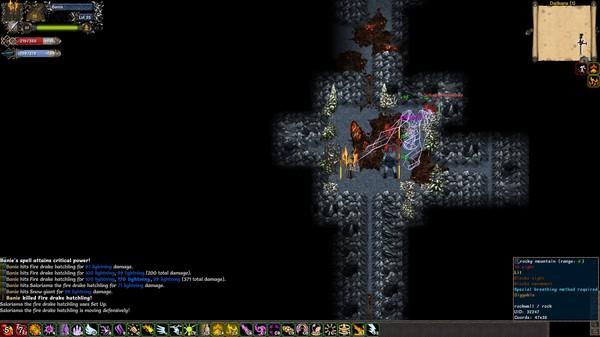 скриншот Tales of Maj'Eyal 5