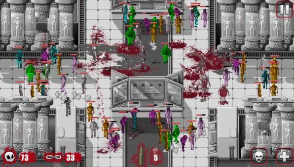 скриншот OMG Zombies! 2