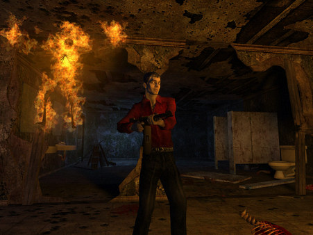 скриншот Vampire: The Masquerade - Bloodlines 2