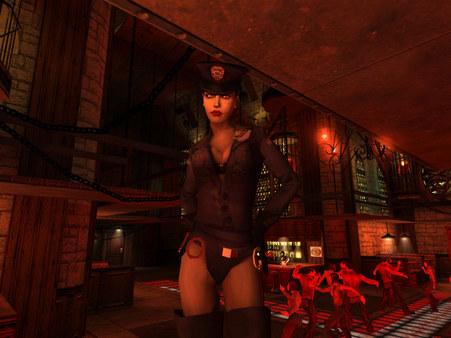 скриншот Vampire: The Masquerade - Bloodlines 3