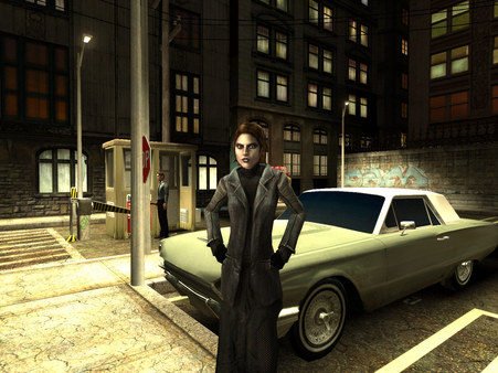 Vampire: The Masquerade - Bloodlines скриншот