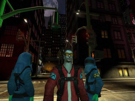 Скриншот №7 к Vampire The Masquerade - Bloodlines