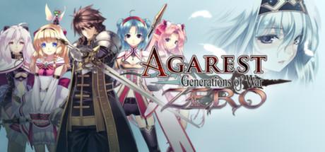 Game Banner Agarest: Generations of War Zero