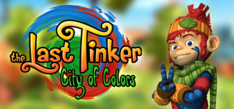Game Banner The Last Tinker™: City of Colors