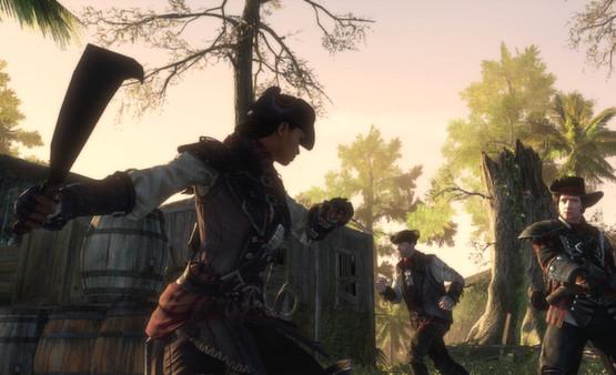 Assassin's Creed Liberation HD скриншот