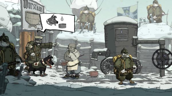 Valiant Hearts: The Great War скриншот
