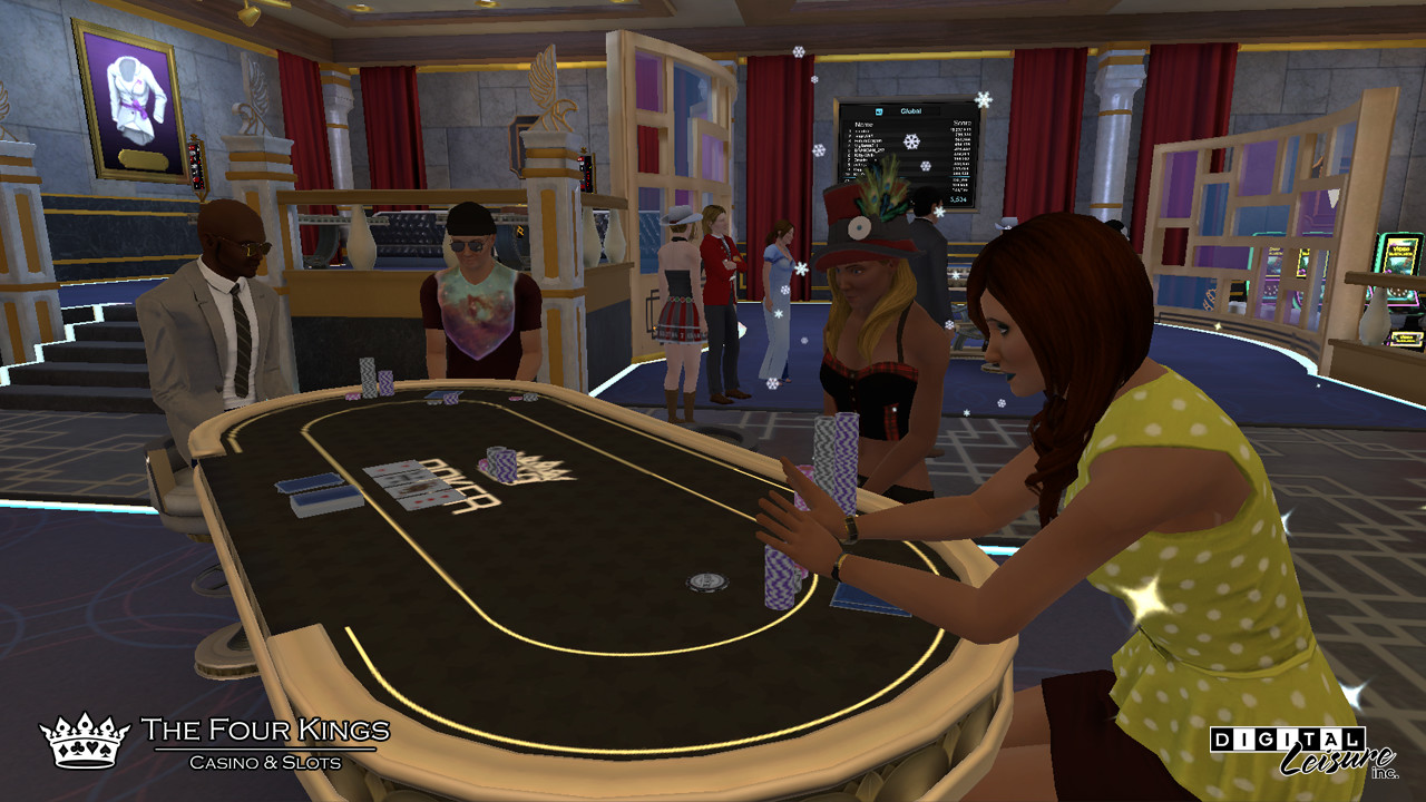 The Four Kings Casino And Slots On Steam