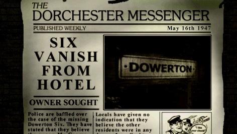 скриншот Dark Fall: The Journal 4