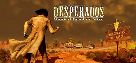 Desperados: Wanted Dead or Alive Cover Image