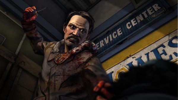 Скриншот №4 к The Walking Dead Season Two