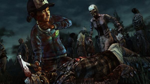 Скриншот №3 к The Walking Dead Season Two
