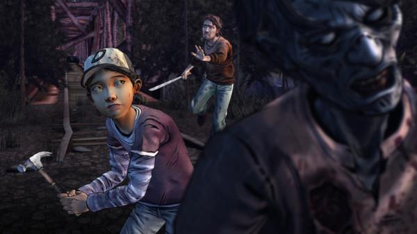 Скриншот №8 к The Walking Dead Season Two