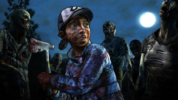 Скриншот №1 к The Walking Dead Season Two