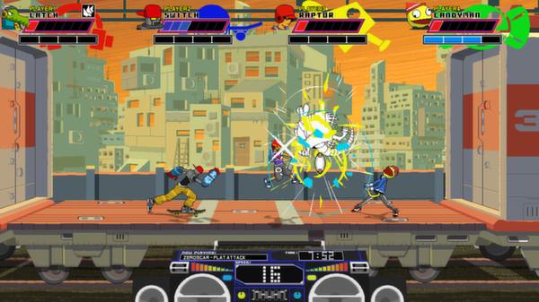 Lethal League скриншот