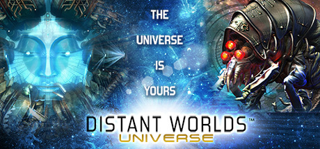 Distant Worlds: Universe Cover Image