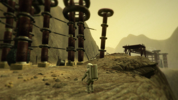 Скриншот №2 к Lifeless Planet Premier Edition