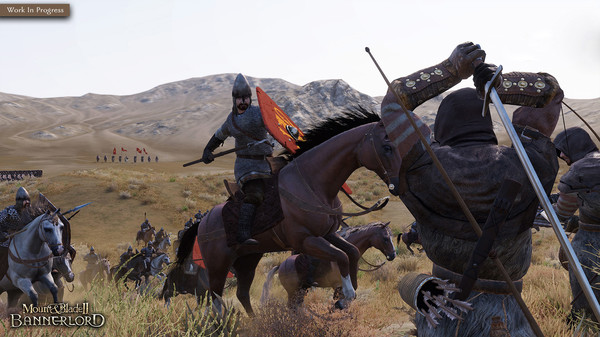 Mount & Blade II: Bannerlord (mount & blade 2) скриншот
