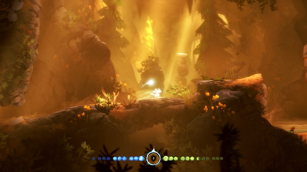 Скриншот №10 к Ori and the Blind Forest