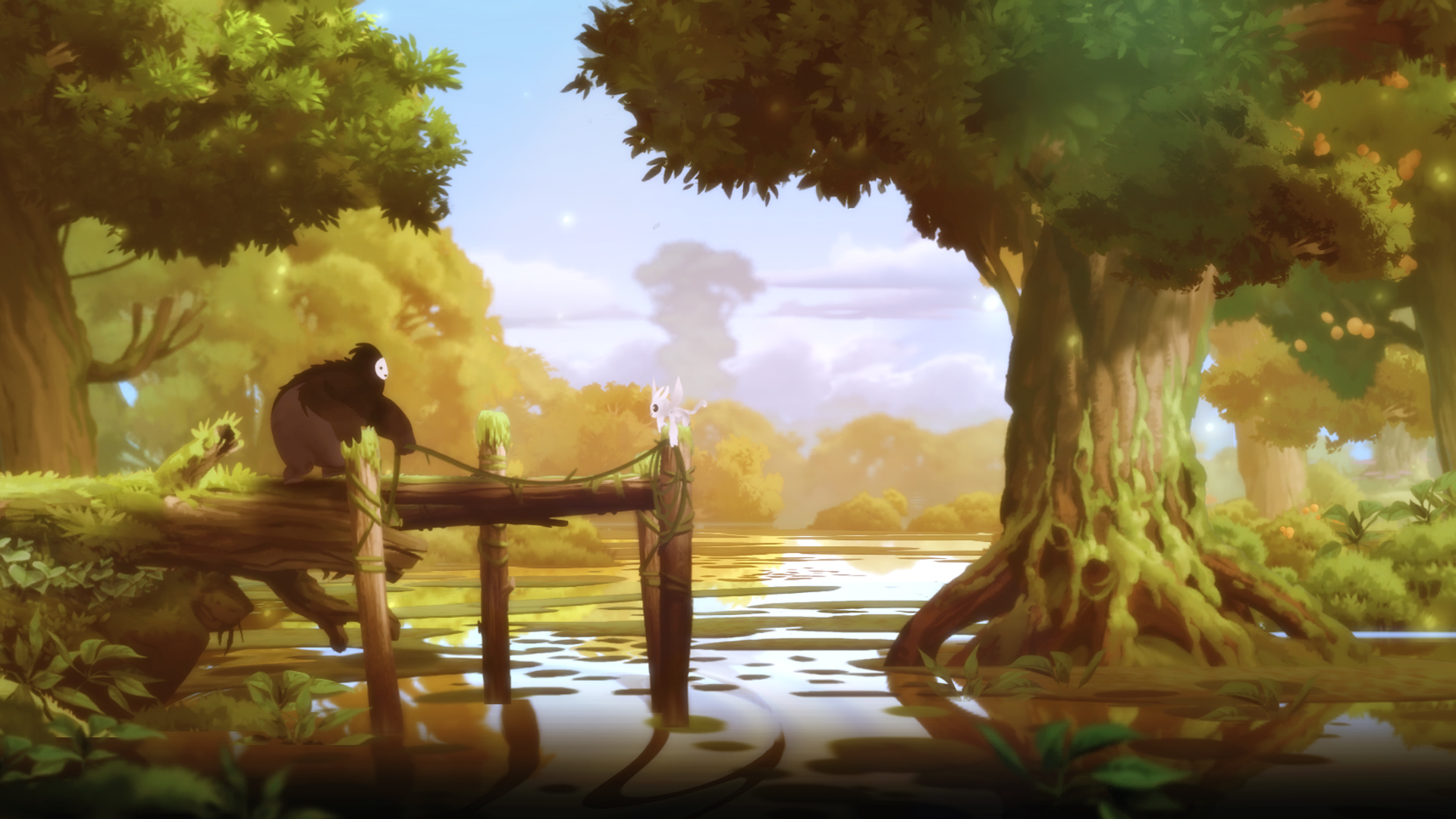 Ori and the Blind Forest en Steam
