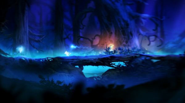 Скриншот №5 к Ori and the Blind Forest