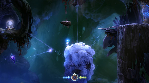 Ori and the Blind Forest скриншот