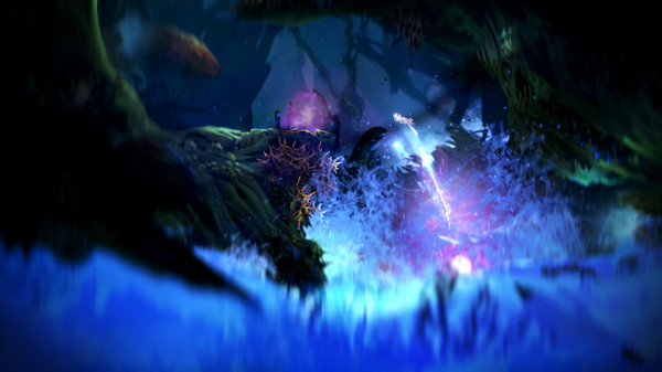 Скриншот №2 к Ori and the Blind Forest