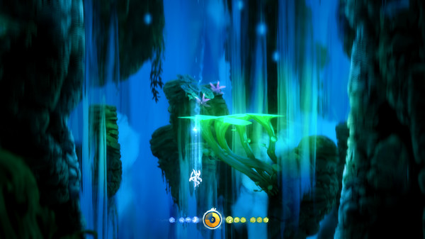 Скриншот №14 к Ori and the Blind Forest