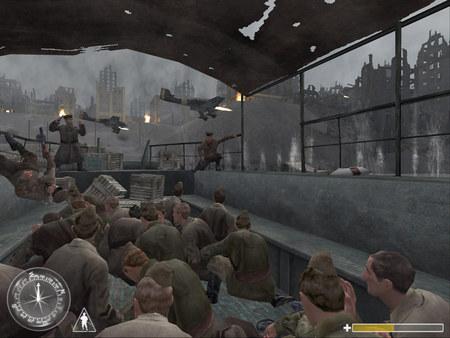 Скриншот №3 к Call of Duty®