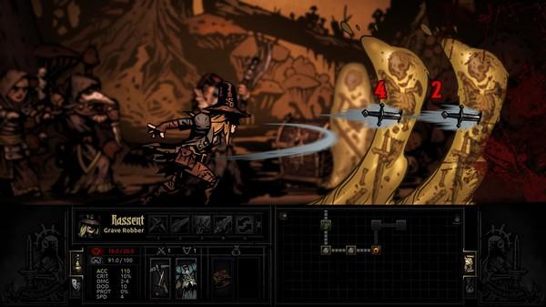 Скриншот №10 к Darkest Dungeon®