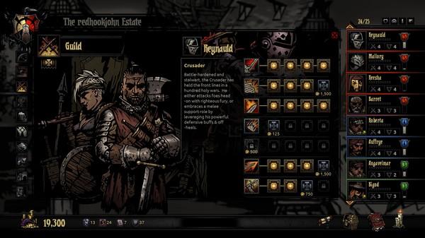 Скриншот №17 к Darkest Dungeon®
