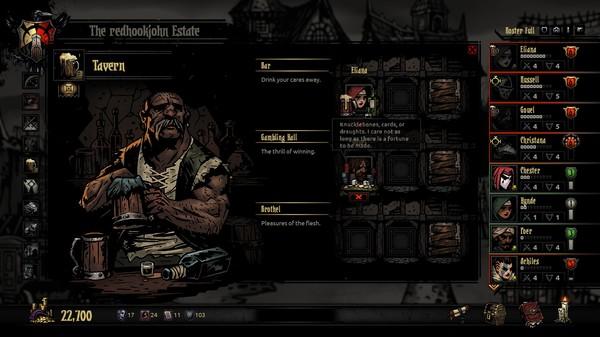 Скриншот №21 к Darkest Dungeon®