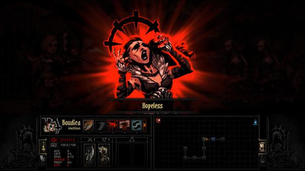 Скриншот №11 к Darkest Dungeon®