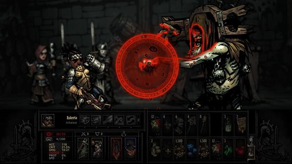 Скриншот №9 к Darkest Dungeon®