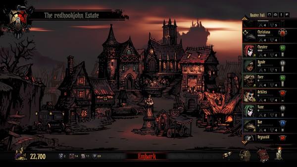 Скриншот №8 к Darkest Dungeon®
