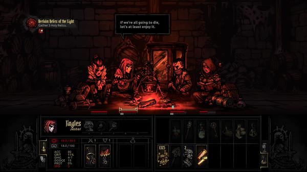 Скриншот №7 к Darkest Dungeon®