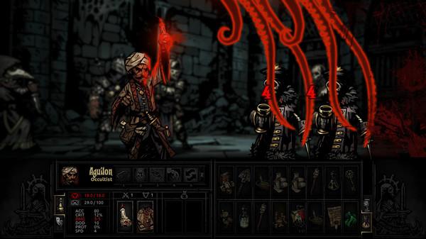 Скриншот №18 к Darkest Dungeon®