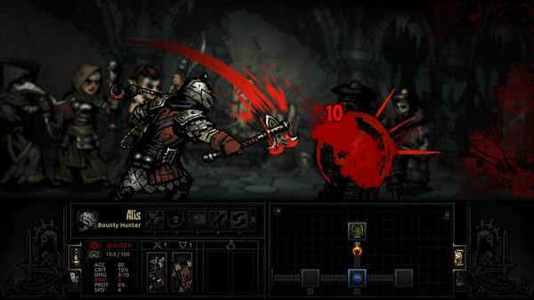 Скриншот №6 к Darkest Dungeon®