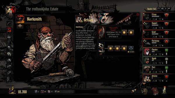 Скриншот №5 к Darkest Dungeon®