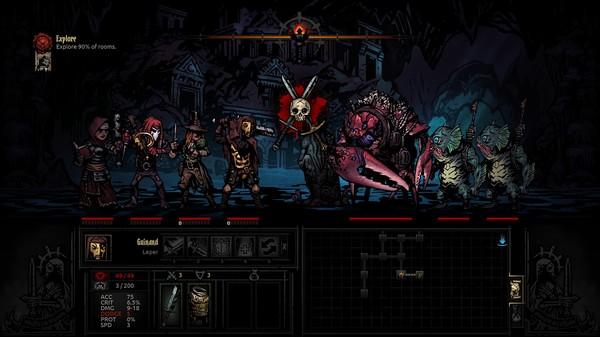 Скриншот №4 к Darkest Dungeon®