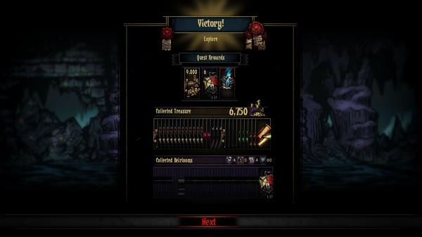 Скриншот №19 к Darkest Dungeon®