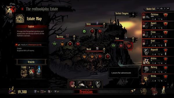 Скриншот №12 к Darkest Dungeon®
