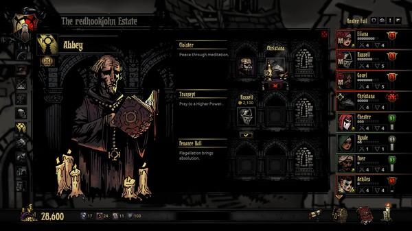 Скриншот №22 к Darkest Dungeon®
