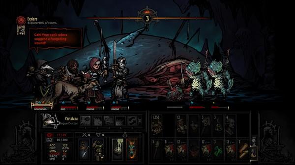 Скриншот №16 к Darkest Dungeon®