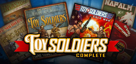 Toy Soldiers: Complete Cover Image