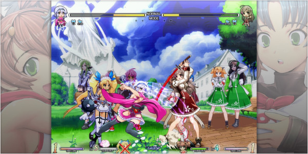 скриншот Vanguard Princess 1