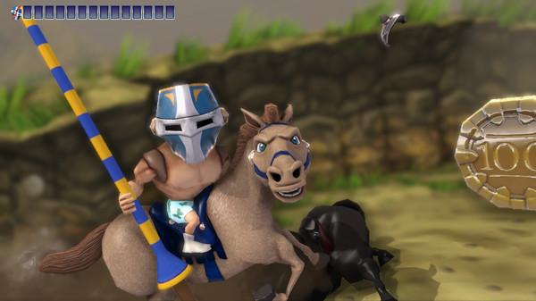скриншот Last Knight: Rogue Rider Edition 5